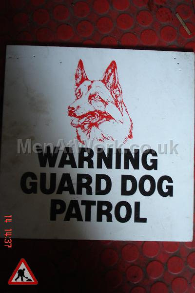 Security Signs - Security Signs