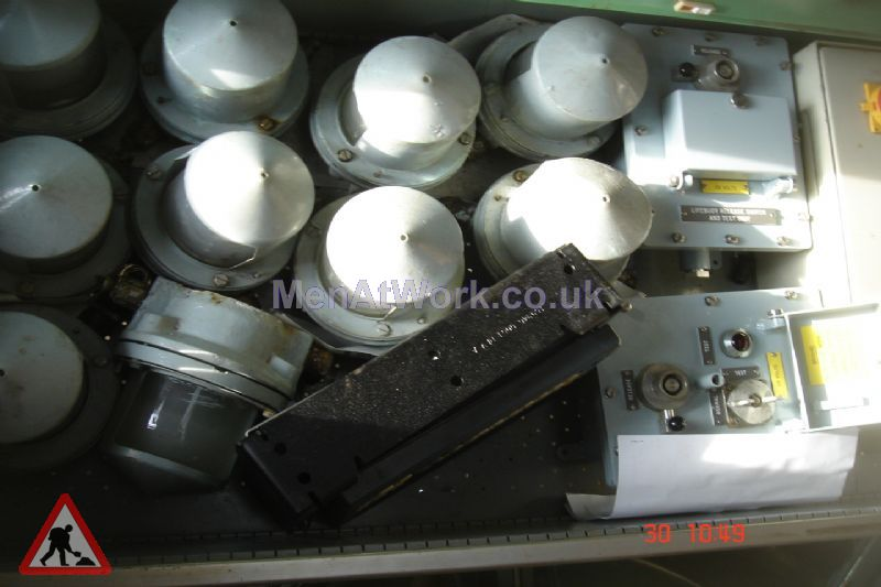 Ship Control Panels - Ship Light 10 Available