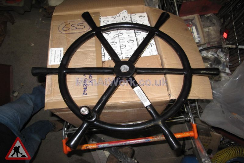 Ship Steering Wheel - Ship Steering Wheel