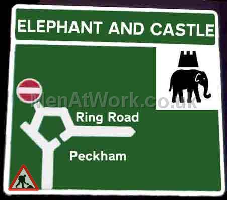 Motorway Signs - Sign-Ref
