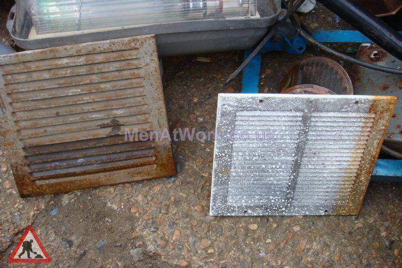 Small ventilation grills - Small grills