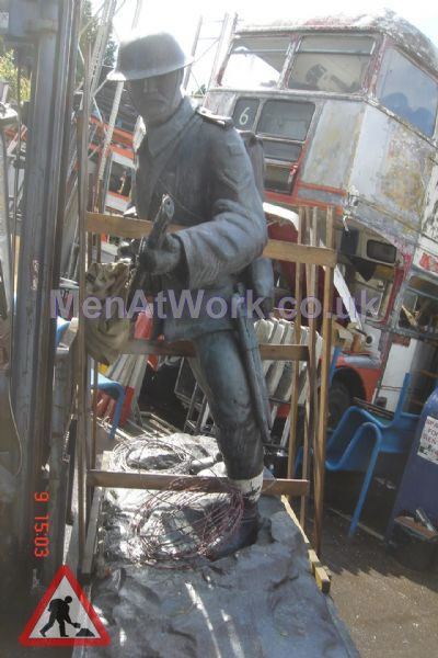 Soldier Statue - Soldier Statue