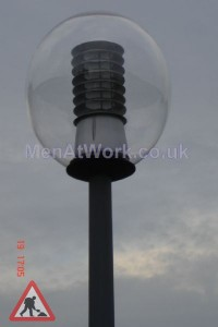 Street Light with Dome - Street Light with Dome (3)