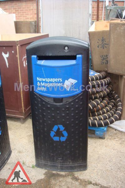 Street Recycling Bin - Street Recycling Bin