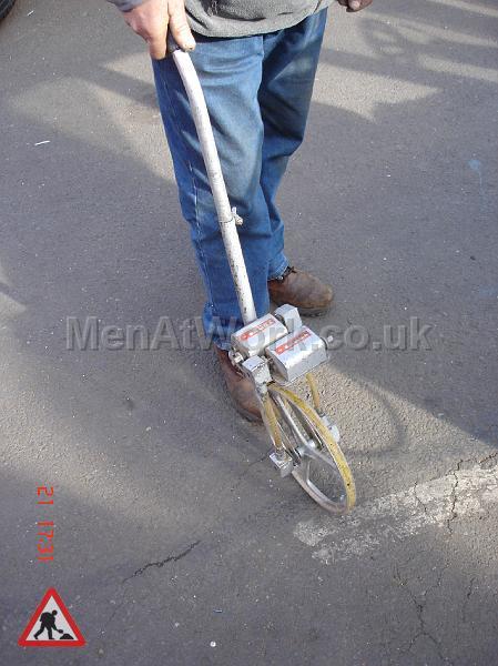 Survey Measuring Wheel - Survey Measuring Wheel (2)