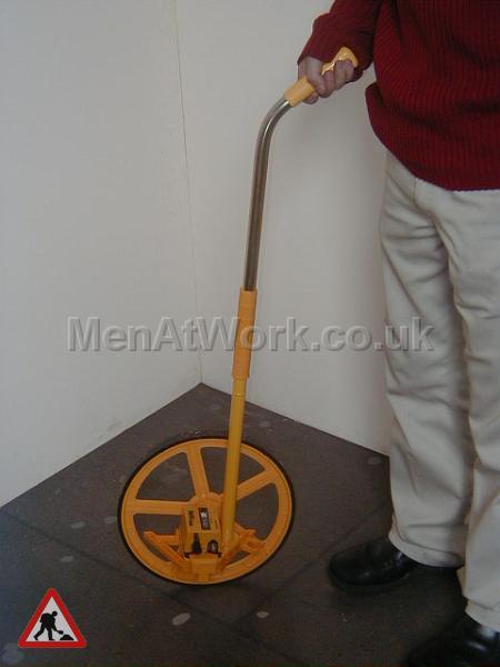 Surveying Measuring Wheel – Modern - Surveyors Measuring Wheel