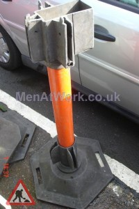 Temporary Police Road Barriers - Temporary Roadwork Barriers