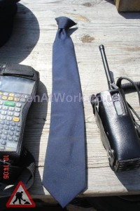 Traffic Warden Kit - Tie