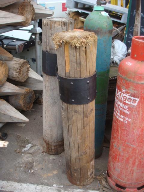 Timber Poles - Timber Poles (2)