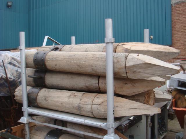Timber Poles - Timber Poles