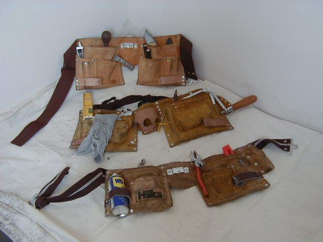 Tools – Belts & Bags - Tool Belts (2)