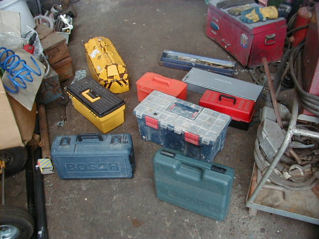 Tool cases - Tool Cases (4)