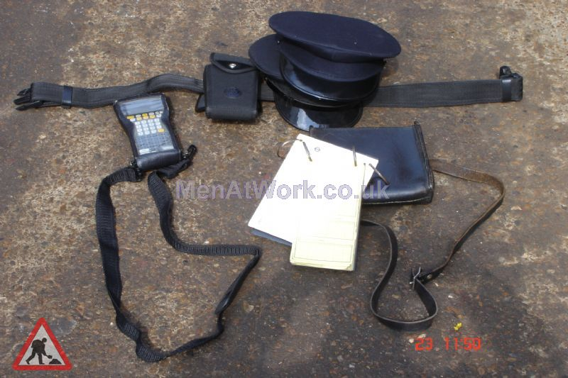 Traffic Warden Kit - Traffic Warden Dressing (2)