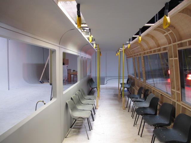 Train Carriage - Train Carriage (3)