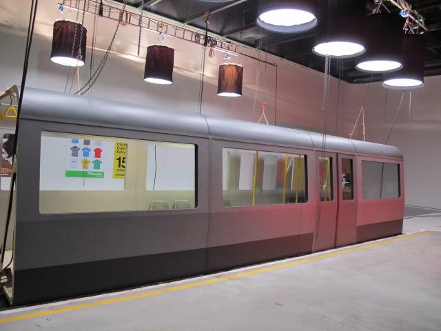 Train Carriage - Train Carriage