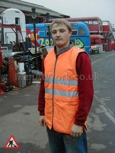Train Driver Waistcoat - Train Driver Waistcoat (2)
