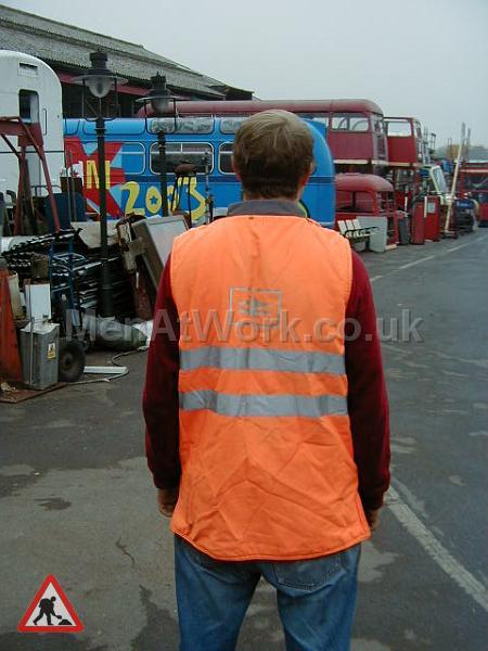 Train Driver Waistcoat - Train Driver Waistcoat