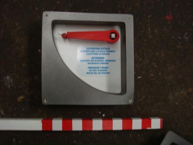 Train Emergency Stop Handles - Train Emergency Stop Handles (3)
