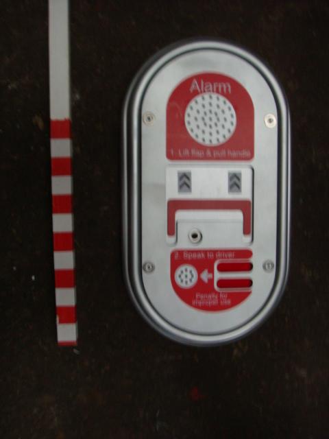Train Emergency Stop Handles - Train Emergency Stop Handles (6)