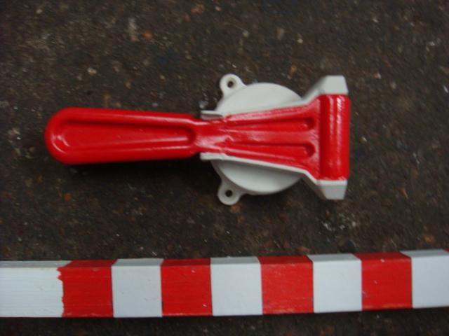 Train Emergency Glass Hammer - Train Hammer