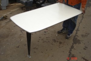 Train Carriage Table - Train Table
