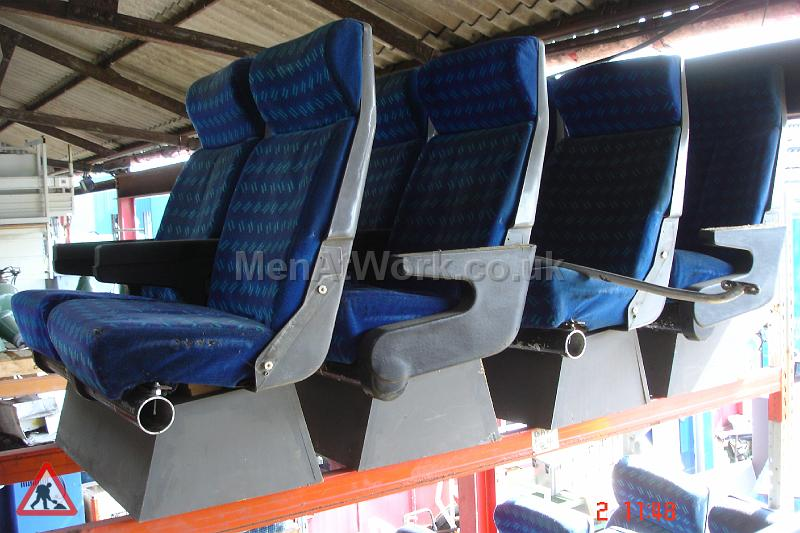Standard Train Seats - Train seats