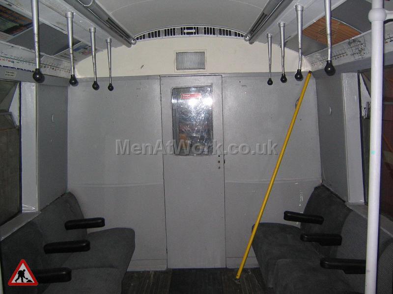 Tube Train Carriage - Tube Train (2)
