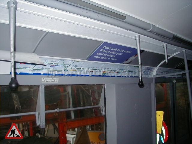 Underground Tube Carriage - Tube Train Carriage (12)