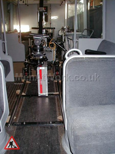 Underground Tube Carriage - Tube Train Carriage (15)