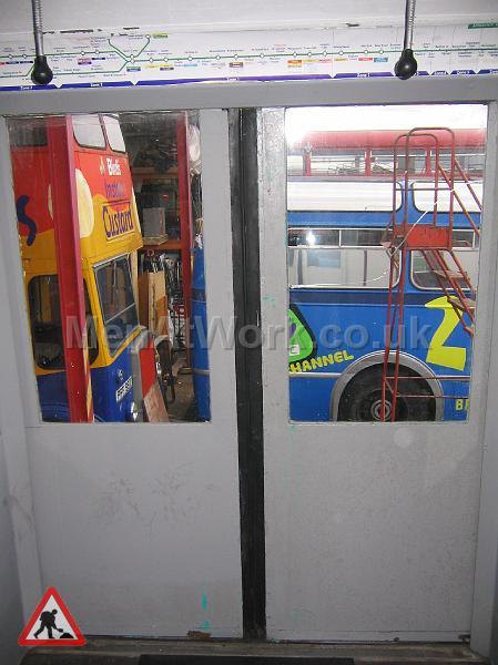 Tube Train Carriage - Tube Train