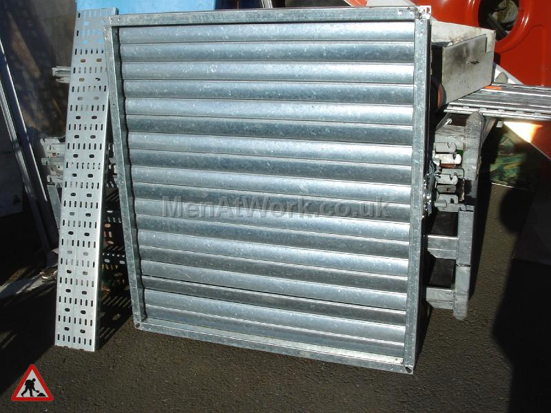 Vents with shutters - Vent with shutter (2)
