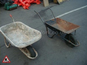 Wheelbarrows - Wheel barrows