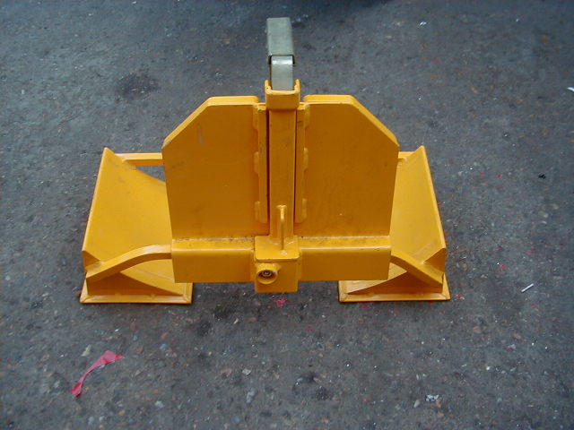 Wheel clamp - Wheel  clamp 1002