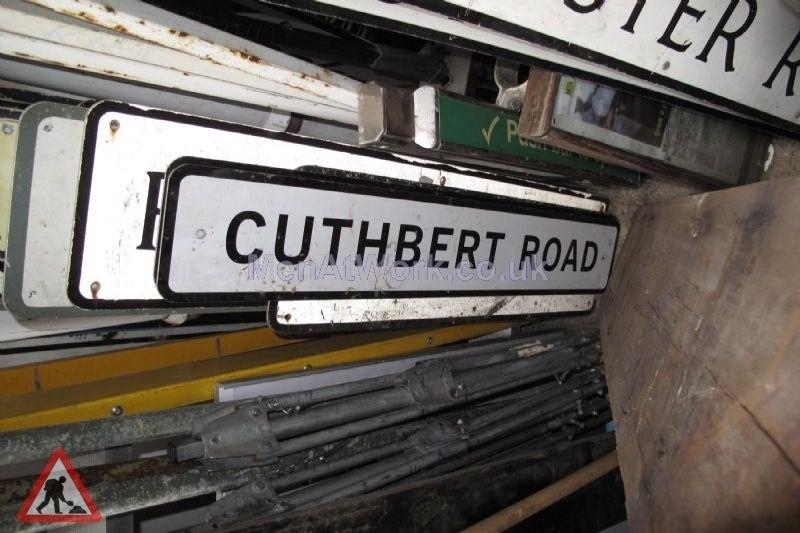 Street Names A-F - cuthbert road