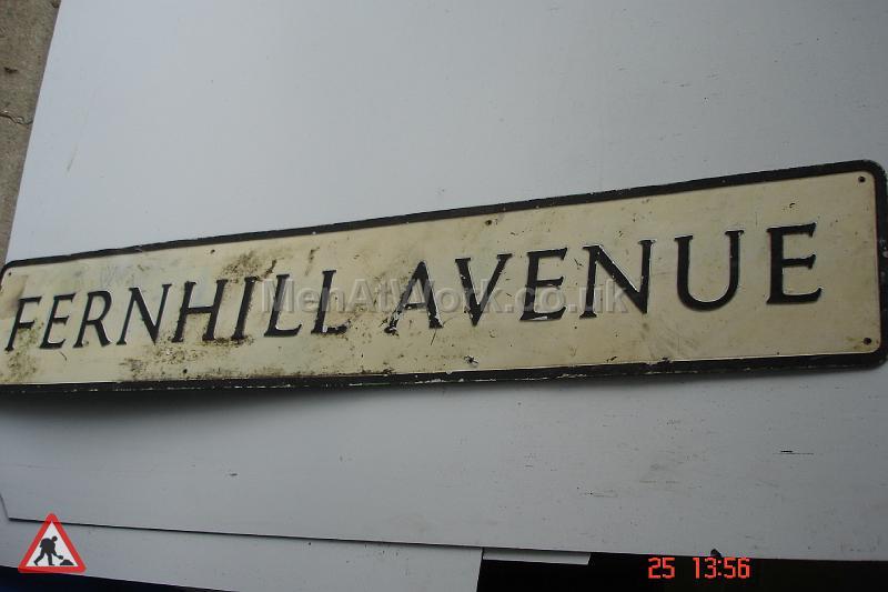 Street Names A-F - fernhill avenue
