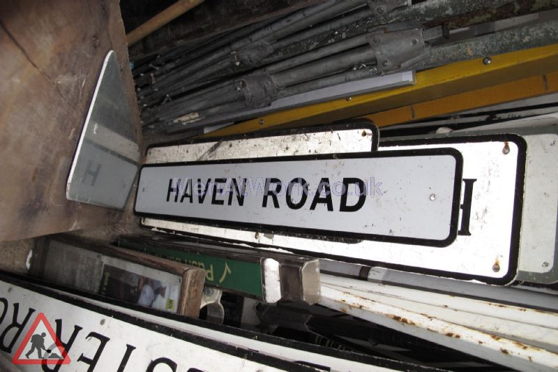 Street Names H-W - haven road