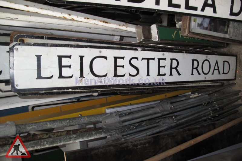 Street Names H-W - leicester road