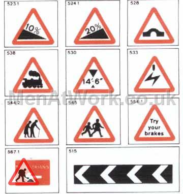 Road Signs – Reference Images - signs2