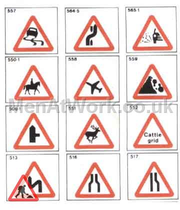 Road Signs – Reference Images - signs3