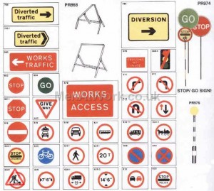 Road Signs – Reference Images - signs5