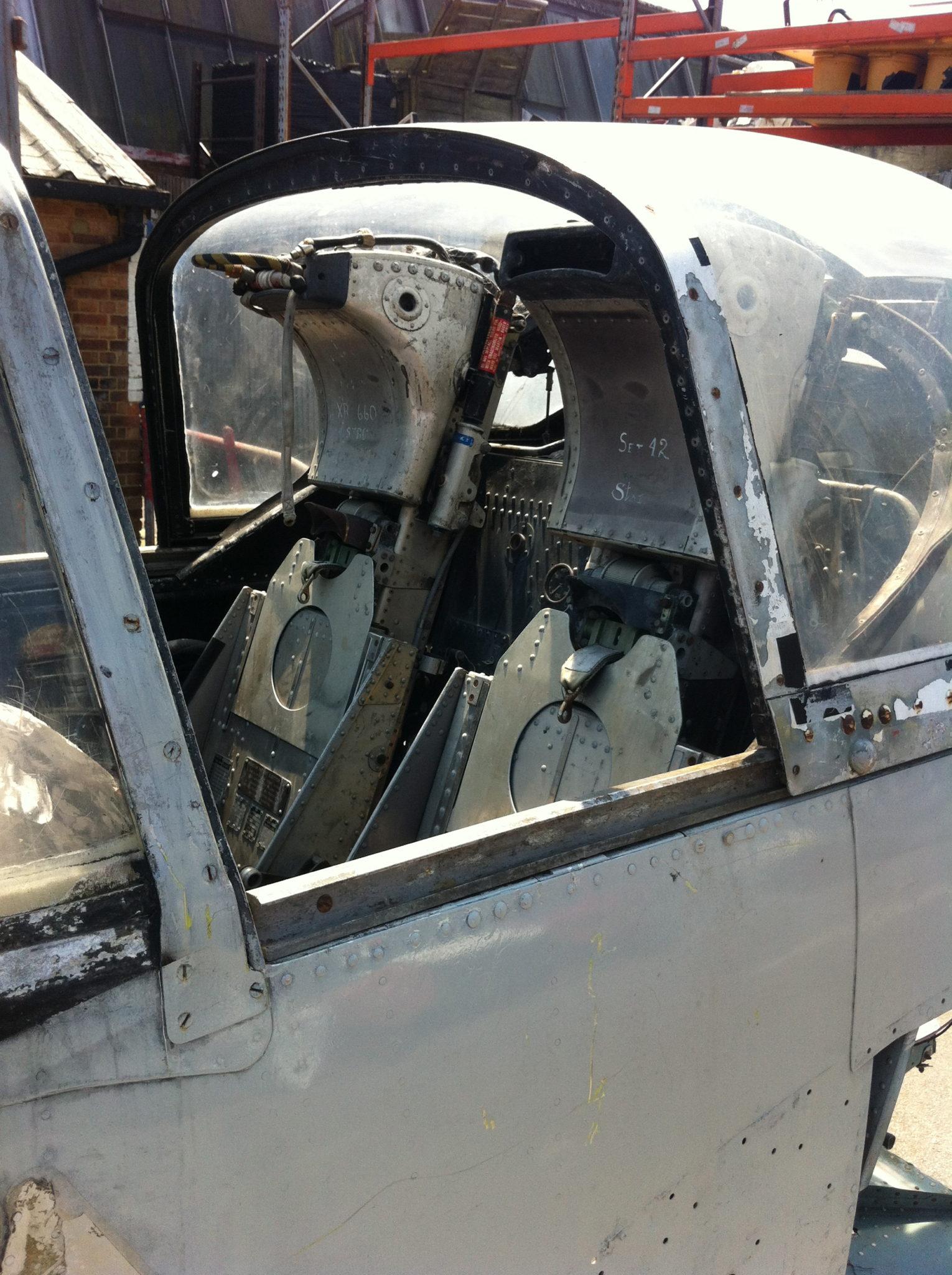 Aircraft Props - Jet Cockpit