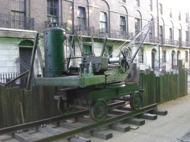 Steam Crane - Steam Crane