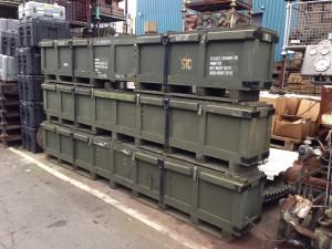 Missile Transit Case - Missile Cases