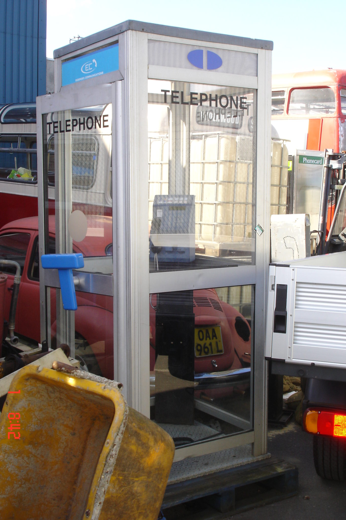 Telephone Booth - Telephone Booth