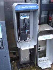 American Phone Box - American Phone