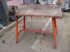 Work Bench Collapsable - Folding Work Bench