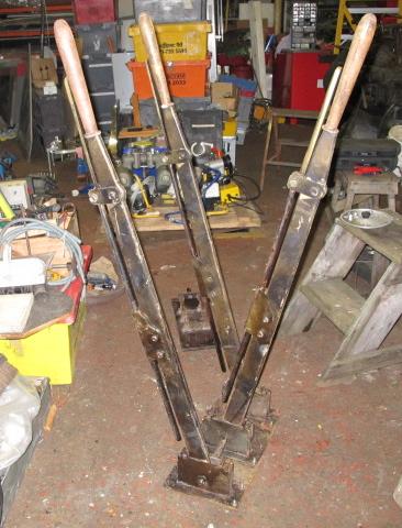 Crane Levers - Crane Levers
