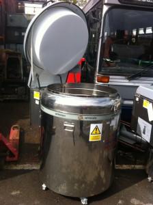 Nitrogen Tanks - Nitrogen Cylinder With Lid
