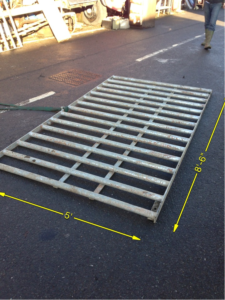 Cattle Grid - Cattle Grid