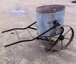 Water Cart - Water Cart